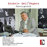 Checkpoint di Michele dall'Ongaro. Marco Angius conductor.